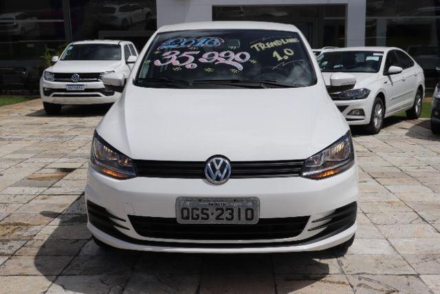 Volkswagen Fox 1.0 MPi Trendline 2016