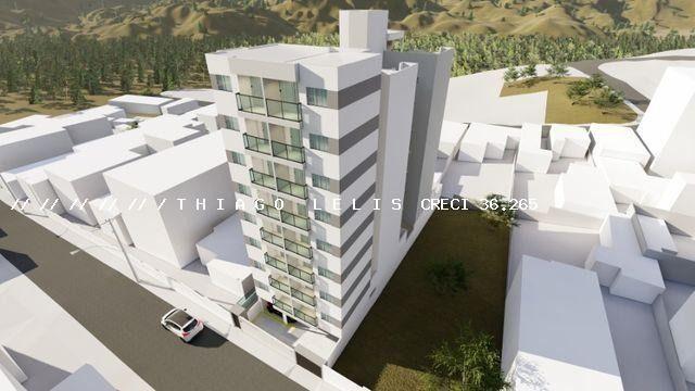 Apartamento de 2 Qtos varanda vaga e elevador em Bandeirantes - Foto 3