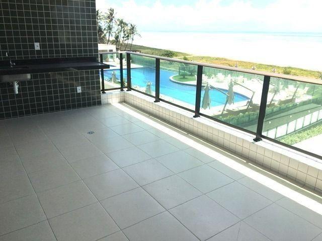 Gran Marine- Condomínio pé na areia em guaxuma com vista sensacional - Foto 8