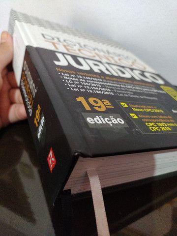 Dicionário técnico jurídico - Foto 3