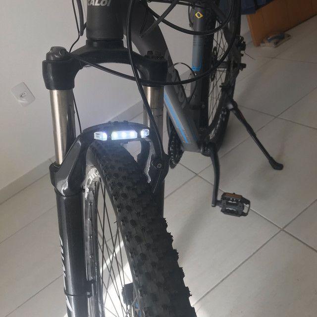 Bicicleta Caloi Atacama ano 2017 - Foto 5