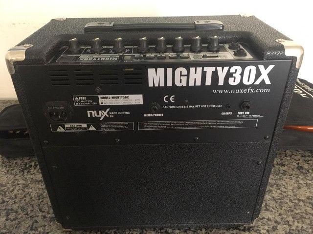Caixa Amplificadora Mighty-30X Marca Nux - Foto 4