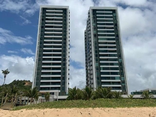 Gran Marine- Condomínio pé na areia em guaxuma com vista sensacional - Foto 18