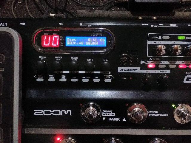 Pedaleira Zoom G9 2tt 1.500 Reais !