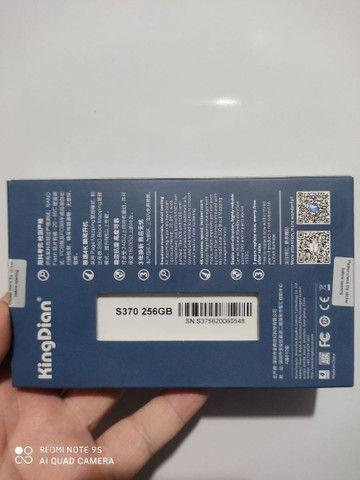 SSDs Kingdian / Goldenfir / 256gb/ 360gb / 512gb novos!!! - Foto 2