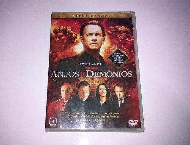Dvd Anjos e Demônios (Edição Estendida)