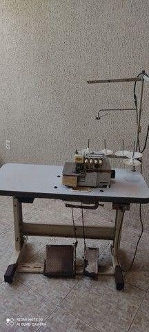 Máquina de costura Interlock - Foto 4