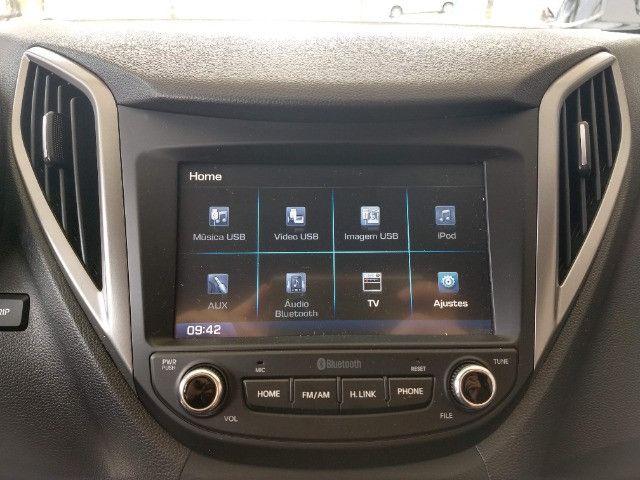 Hyundai HB20S Comfort Plus 1.6 Flex Automático 2019 - 27.481 Km / Garantia Fábrica 11/2023 - Foto 12