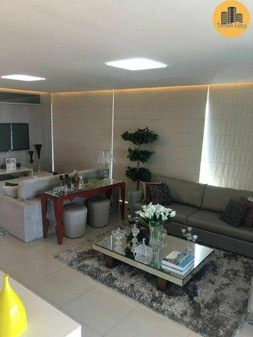 Apartamento com 4 suítes, vista mar em ´Patamares,3 vagas, Nascente. - Foto 4