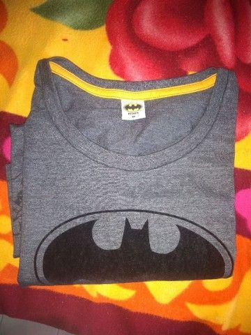 Camisa Batman Nova - Foto 2