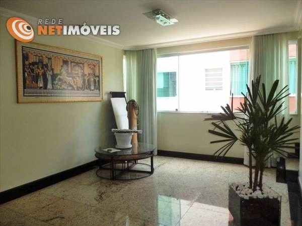 Apartamento à venda com 4 dormitórios em Castelo, Belo horizonte cod:465894 - Foto 6