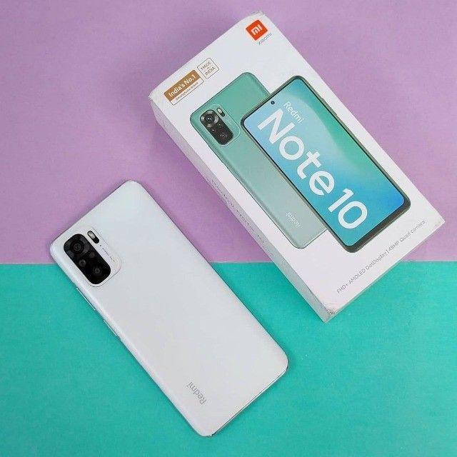 Xiaomi Redmi Note 10 10X S/Juros 128GB/4Ram/1Ano de Garantia/Snapdragon 678/48MP - Foto 4