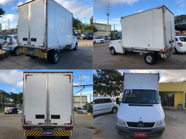 Sprinter  Bau alto e longo pronta pro trabalho entrada R$ 4990,00 + 48 X via financeira  - Foto 19