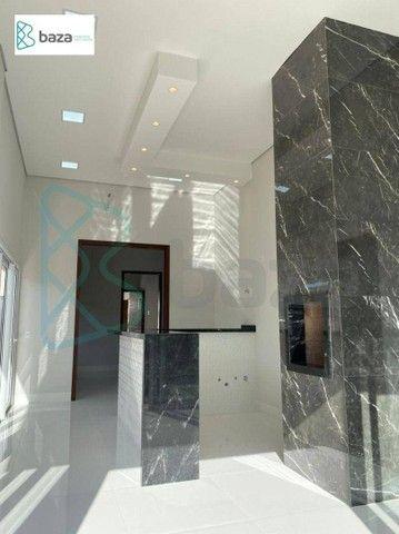 Casa com 3 dormitórios à venda, 170 m² por R$ 900.000,00 - Residencial Paris - Sinop/MT - Foto 15