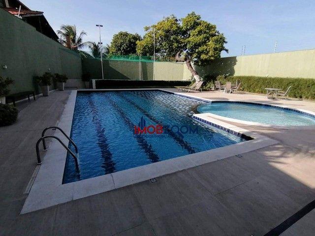 Apartamento com 3 dormitórios à venda, 76 m² por R$ 739.559 - Luciano Cavalcante - Fortale - Foto 17