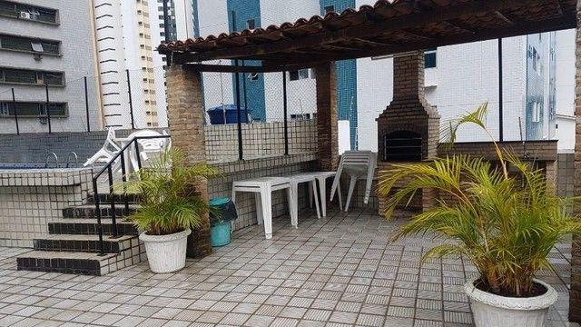 MY/ Lindo Apt em Boa Viagem, 114 M², 3 Qts, 1 Suite, Dep + Home, 2 Vagas, Piscina. - Foto 14