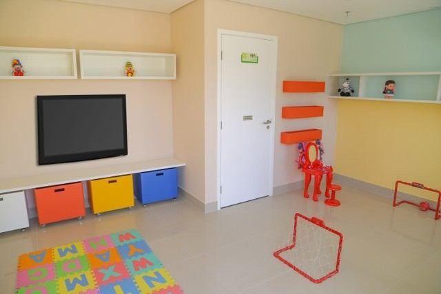 Apartamento com 2 Quartos e Lazer Completo ao Lado do North Shopping Joquei #am14 - Foto 2