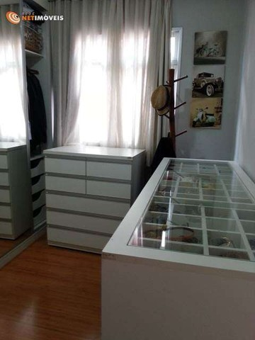Apartamento à venda com 4 dormitórios em Castelo, Belo horizonte cod:44168 - Foto 3