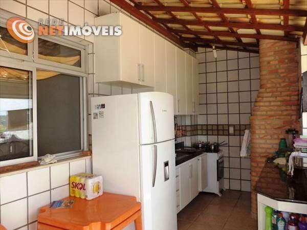 Apartamento à venda com 4 dormitórios em Castelo, Belo horizonte cod:465894 - Foto 2