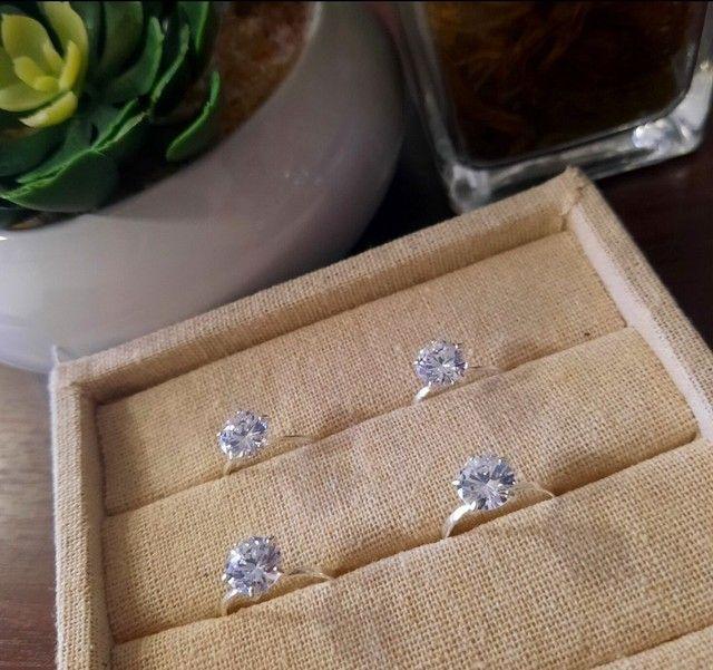 Anéis prata 925 - Foto 3
