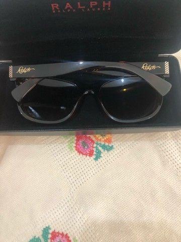 Óculos Ralph Lauren-Marron ORIGINAL  - Foto 4