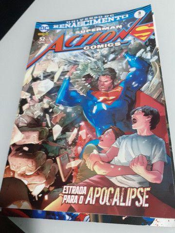 Revistas Marvel e DC - Foto 6