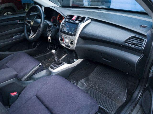 Honda City DX 1.5 - 2012 - Foto 7