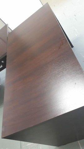 Conjunto mesa e armarinho de escritório !!!URGENTE!!! - Foto 3