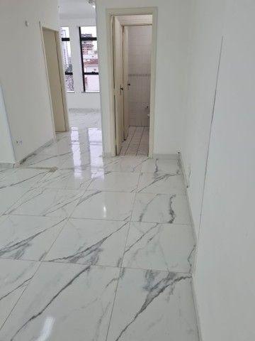 Sala para alugar, 45 m² por R$ 2.500,00/mês - Embaré - Santos/SP - Foto 2