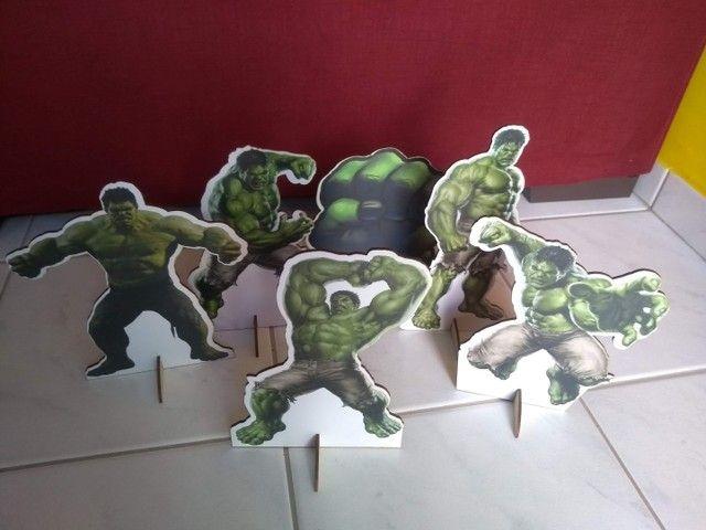 Kit Decoração Hulk  - Foto 5