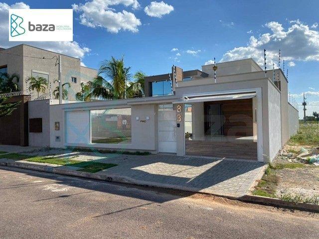 Casa com 3 dormitórios à venda, 170 m² por R$ 900.000,00 - Residencial Paris - Sinop/MT
