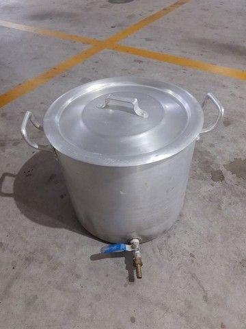 Panela Cervejeiro 32L (Caldeirão mod.N36)