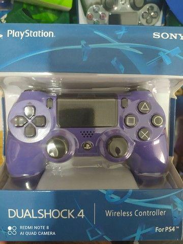 Controle PS4 dualshock 4 - Foto 4