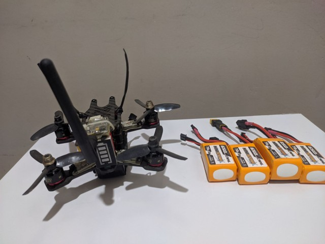 Drone racer 130mm