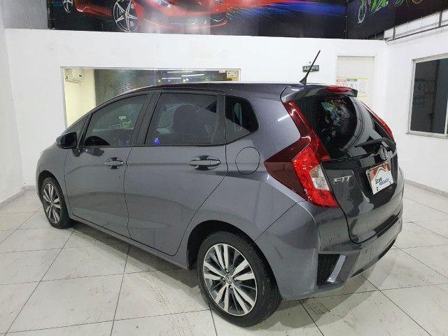 Honda fit 1.5 exl cvt automatica completo - Foto 7