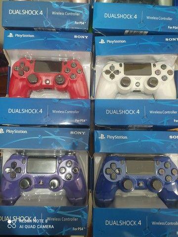 Controle PS4 dualshock 4 - Foto 3