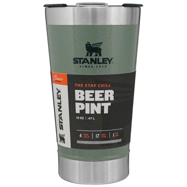 Copo Térmico de Cerveja 473 ml com Tampa Stanley
