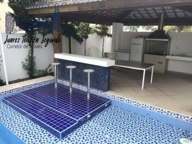 Casa 5 suítes em Guarajuba alto padrão finamente decorada a poucos metros do mar! - Foto 5