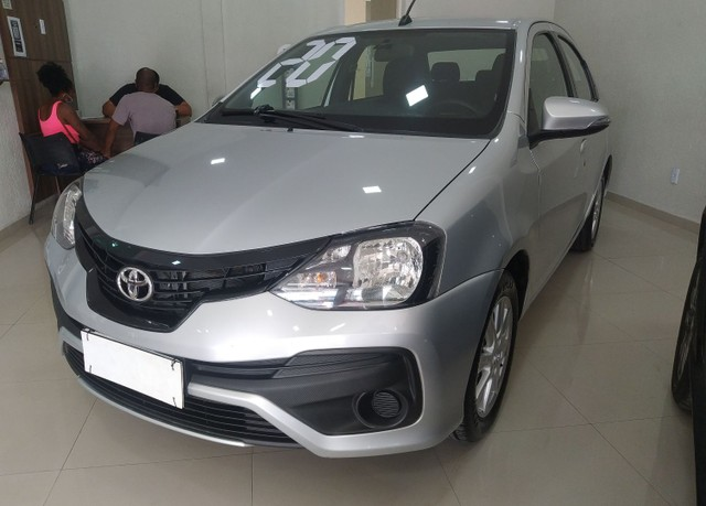 Toyota Etios 2020 SD XPLUS FLEX AUTOMÁTICO