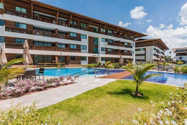 JAL * Cupe Beach Living 2 quartos mobiliado frente Piscina - Foto 2