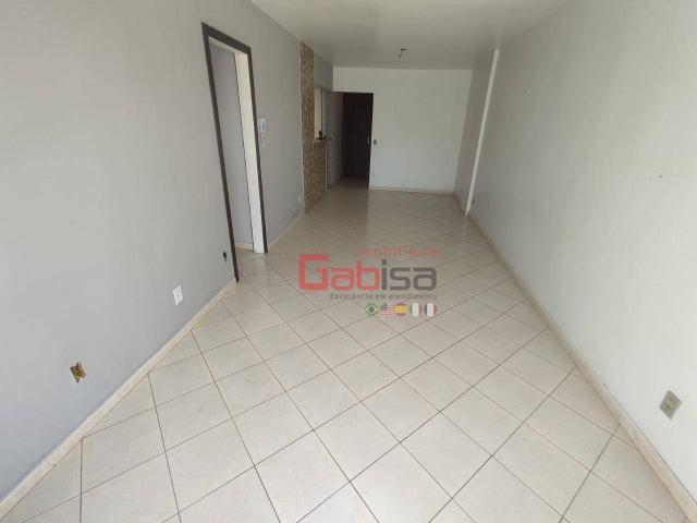 Apartamento com 3 dormitórios para alugar, 90 m² por R$ 2.800,00/mês - Algodoal - Cabo Fri