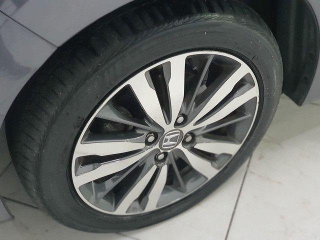 Honda fit 1.5 exl cvt automatica completo - Foto 11