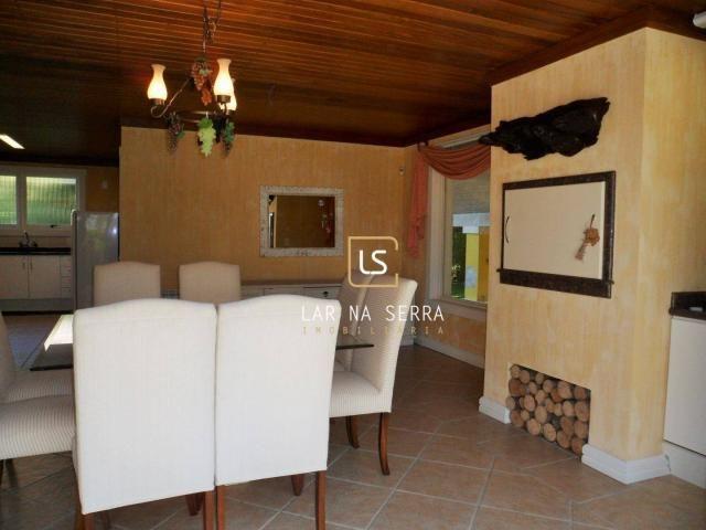 Casa com 4 dormitórios à venda, 272 m² por R$ 2.300.000,00 - Laje de Pedra - Canela/RS - Foto 19