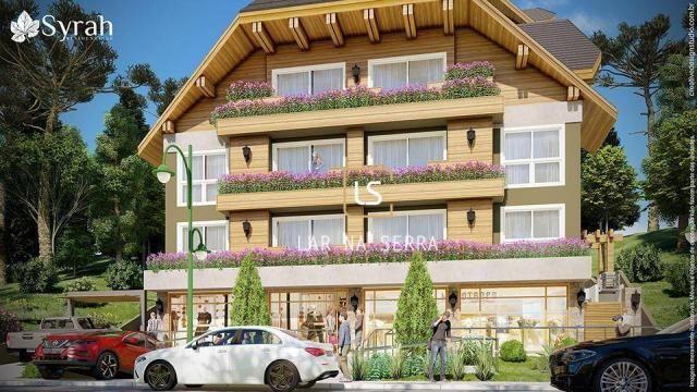 Apartamento à venda, 107 m² por R$ 728.260,47 - Lagos Do Bosque - Gramado/RS - Foto 5