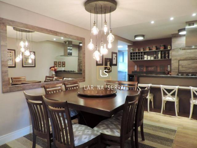 Apartamento com 4 dormitórios à venda, 194 m² por R$ 1.400.000,00 - Centro - Canela/RS - Foto 11