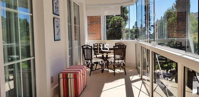 Apartamento com 2 dormitórios à venda, 129 m² por R$ 1.500.000,00 - Centro - Gramado/RS - Foto 6