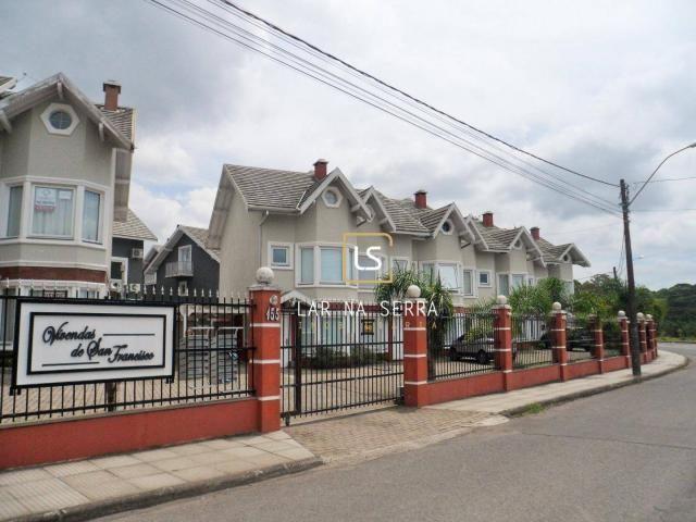 Casa com 3 dormitórios à venda, 120 m² por R$ 680.000,00 - Parque das Hortênsias - Canela/ - Foto 2