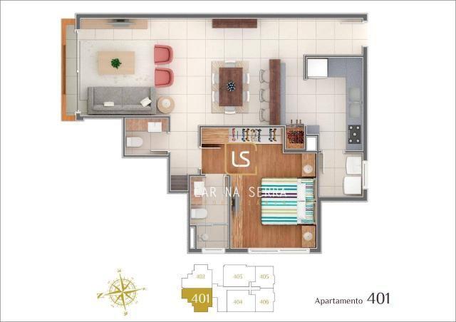 Apartamento à venda, 107 m² por R$ 728.260,47 - Lagos Do Bosque - Gramado/RS - Foto 16