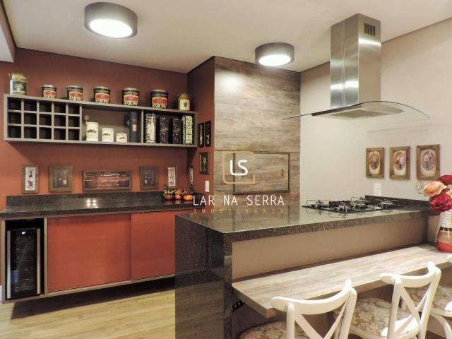Apartamento com 4 dormitórios à venda, 194 m² por R$ 1.400.000,00 - Centro - Canela/RS - Foto 15