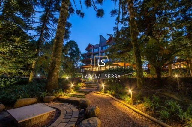 Apartamento com 3 dormitórios à venda, 506 m² por R$ 6.505.008,56 - Planalto - Gramado/RS - Foto 5